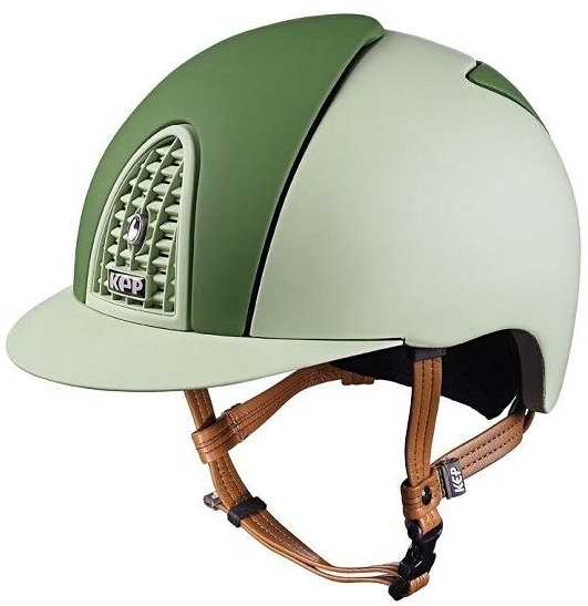 KEP Cromo Textile Light Green with Green Front and Rear Panels (£433.33 Exc