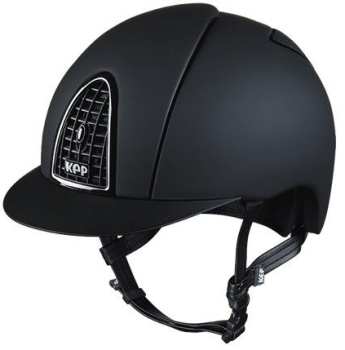 KEP Cromo Textile Black with Black Grill & Metallic Surround (£433.33 Exc VAT or £520.00 Inc VAT)