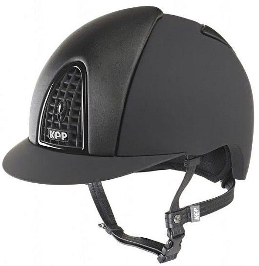 KEP Cromo Textile Black with Black Satin Panels (£475.00 Exc VAT or £570.00