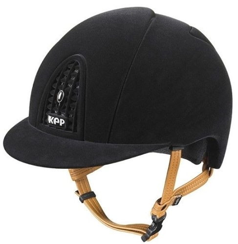 KEP Cromo Full Black Velvet (£445.83 Exc VAT or £535.00 Inc VAT)