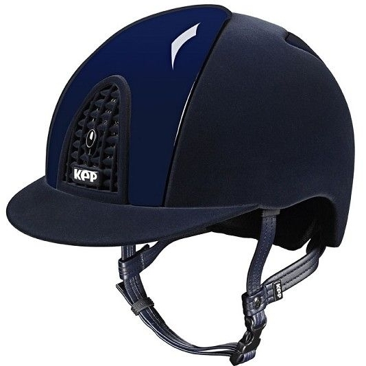 KEP Cromo Full Blue Velvet with Polished Front & Rear Panels (£462.50 Exc V