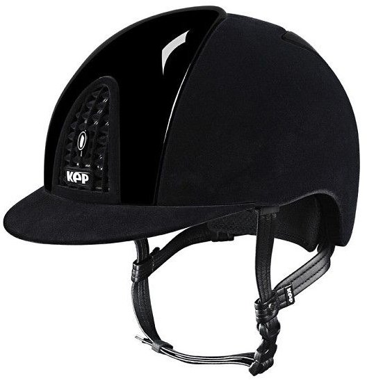 KEP Cromo Full Black Velvet with Polished Front & Rear Panels (£462.50 Exc