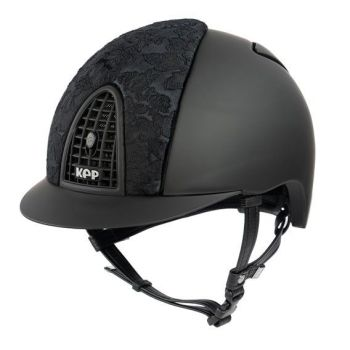 KEP Cromo Textile Black with Black Adelaide Lace (£565.83 Exc VAT & £679.00 Inc VAT)