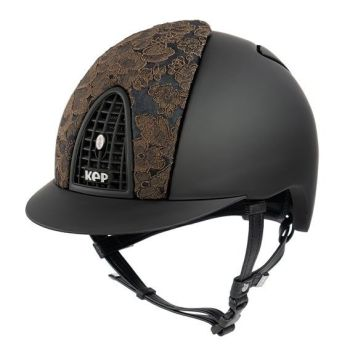 KEP Cromo Textile Black with Brown Adelaide Lace (£565.83 Exc VAT & £679.00 Inc VAT)