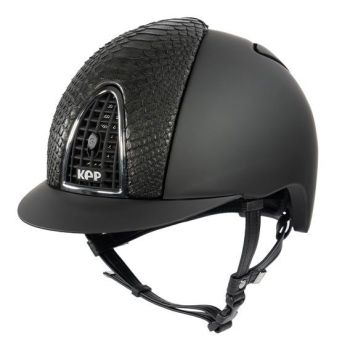 KEP Cromo Textile Black with Matt Black Python (£708.33 Exc VAT & £850.00 Inc VAT)