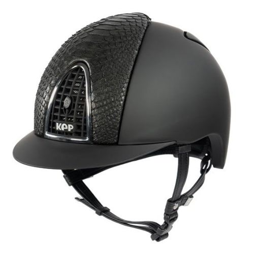 KEP Cromo Textile Black with Matt Black Python (£645.83 Exc VAT & £775.00 I
