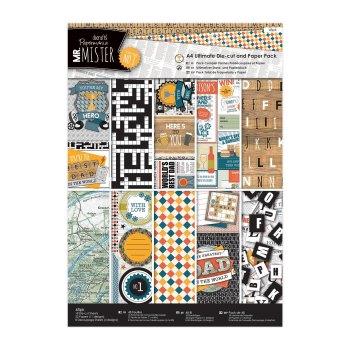 "Owl Folk 12x12"" Paper Pack"