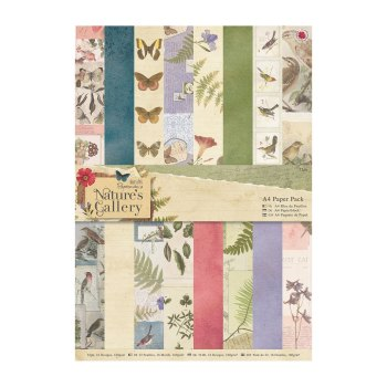 Natures Gallery A4 Paper Pack 32pcs