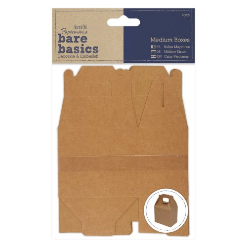 Medium Boxes (4pcs)