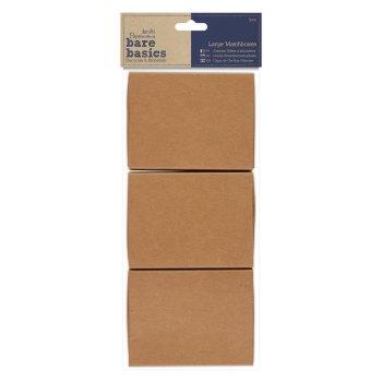 Large Matchboxes (3pcs)