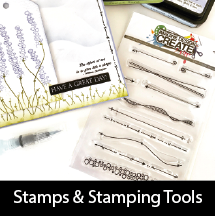 Stamps & Stamping tools