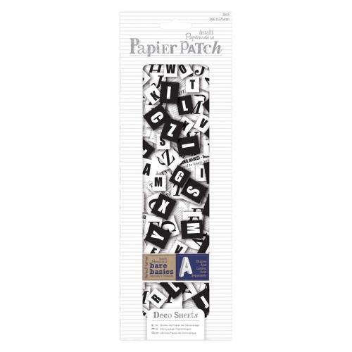Papier Patch / Decopatch style paper - Newspaper