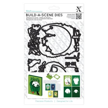 Build a Scene Die - Countryside : Die cutting / Docrafts