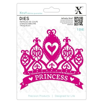 Dies (1pc) - Princess Tiara