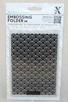 Xcut Embossing Folders