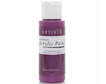 Artiste Acrylic Paint - Blackberry