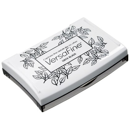 Versafine Onyx Black Pigment Ink Pad
