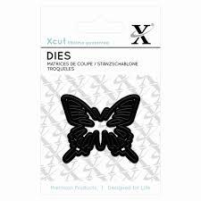 Mini Die - (1pc) Butterfly