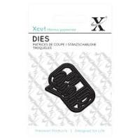 X cut Mini Die (1pc) - Hello