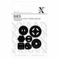 Mini Die (7pcs) - Buttons