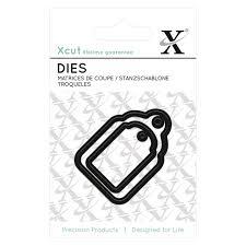 Mini Die - (2pcs) Gift Tags