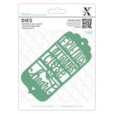 Xcut Dies (1pc) - Friends Always Tag