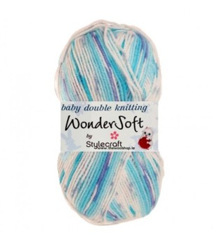 Stylecraft Yarn Wondersoft DK Prints