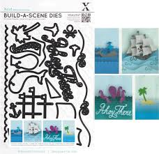 Build a Scene Die - Nautical : Die cutting