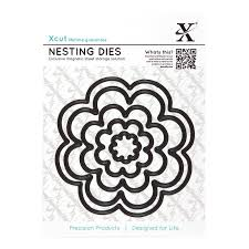 Xcut Dies Nesting Dies Bloom (5pcs)