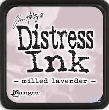 Distress Ink - Milled Lavendar