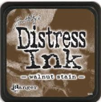 Distress Ink - Walnut Stain