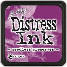 Distress Ink - Seedless Preserve