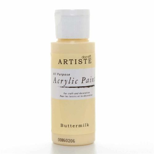 Artiste Acrylic Paint - Buttermilk