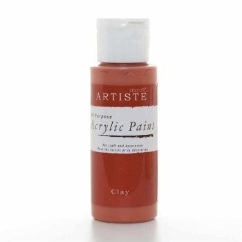 Artiste Acrylic Paint - Clay