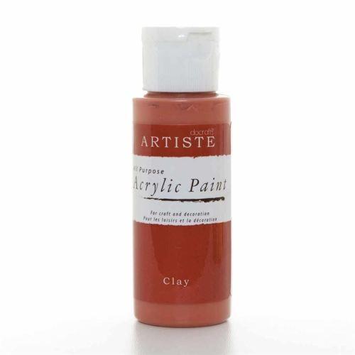 Artiste Acrylic Paint - Clay