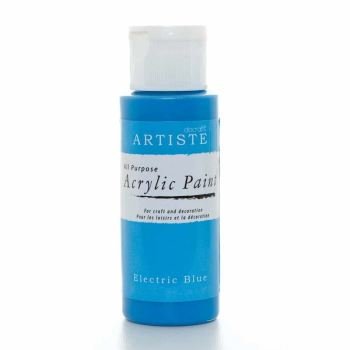 Artiste Acrylic Paint - Electric Blue