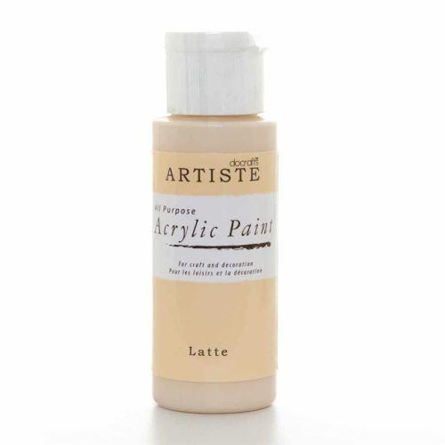 Artiste Acrylic Paint - latte