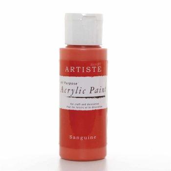 Artiste Acrylic Paint - Sanguine