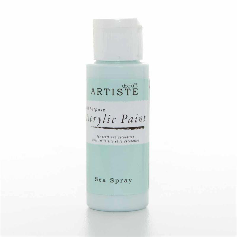 Artiste Acrylic Paint - Sea Spray
