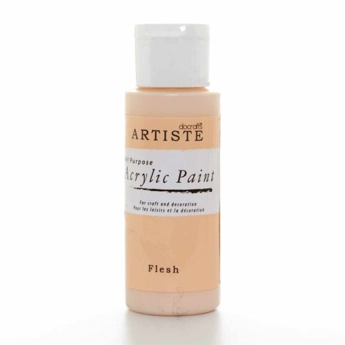 Artiste Acrylic Paint - Flesh