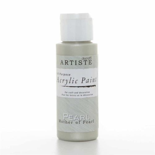 Artiste Acrylic Paint - Pearl - Mother of Pearl