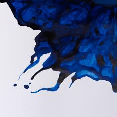 Windsor and Newton Ink - Ultramarine
