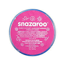 Snazaroo classic face paint - Bright Pink