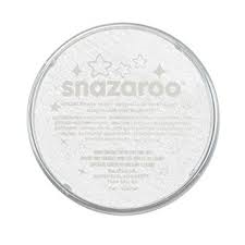 Snazaroo classic face paint - Sparkle White