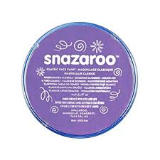 Snazaroo classic face paint - Lilac