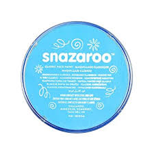 Snazaroo classic face paint - Turquoise
