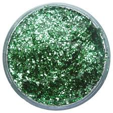 Snazaroo Glitter Gel Bright Green