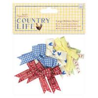 Country Life Large Ribbon Bows