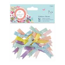 Bellisima Ribbon Bows 12pcs