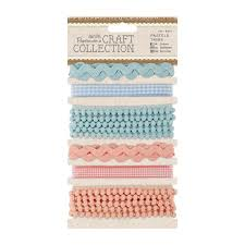 Craft Collection Pastel Trims